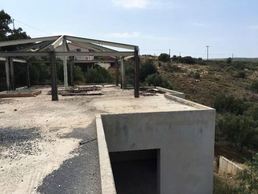 Big Villa is for sale in Crete
