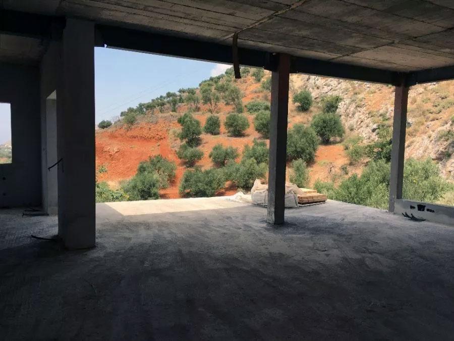 Buy Villa in Crete and take visa