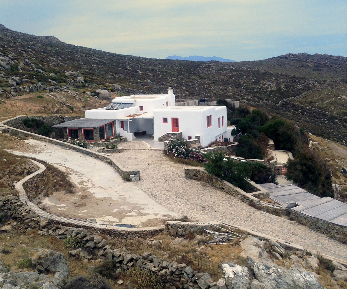 Mykonos house for sale