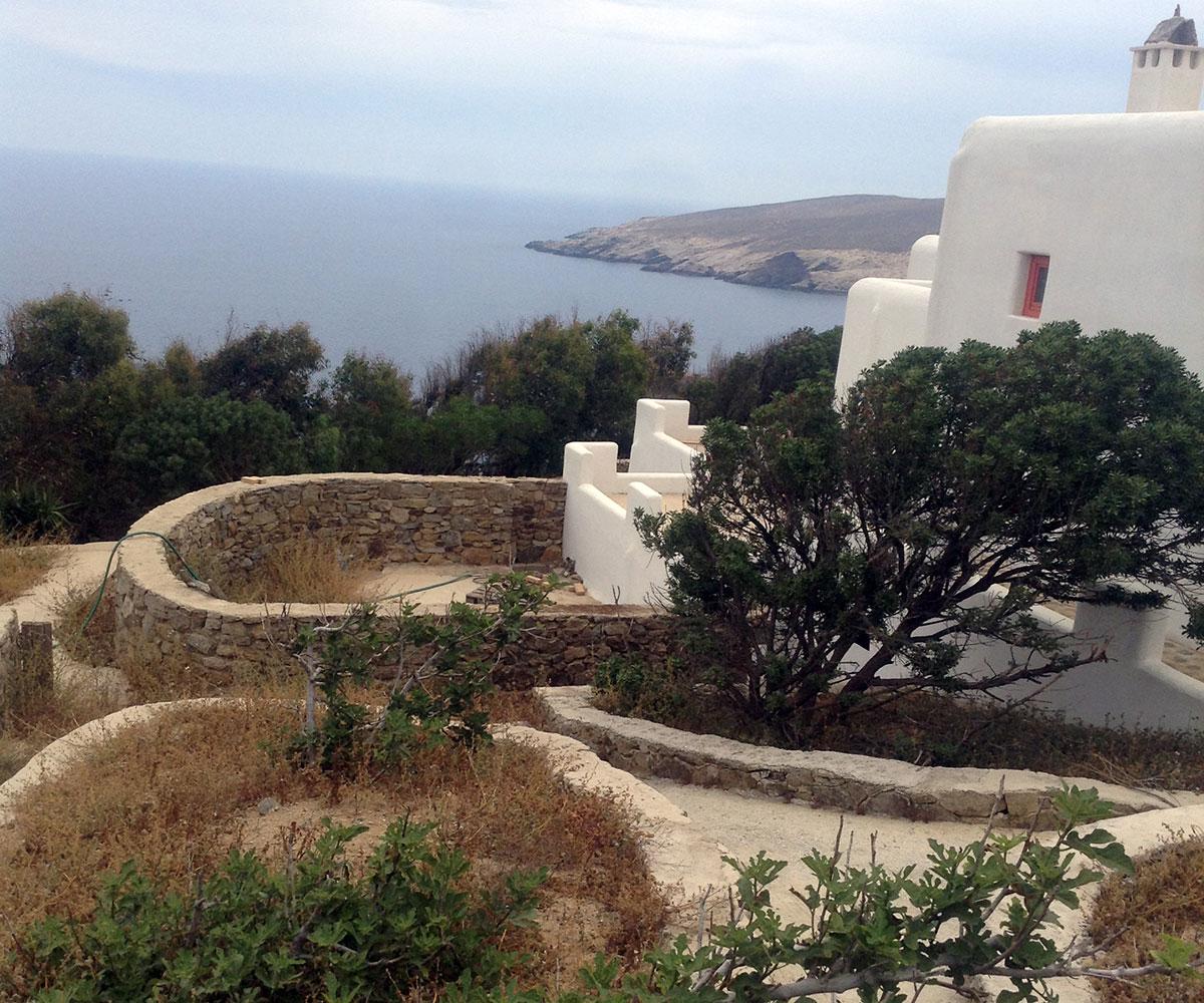 Mykonos privet villa