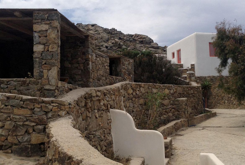 Mykonos privet house