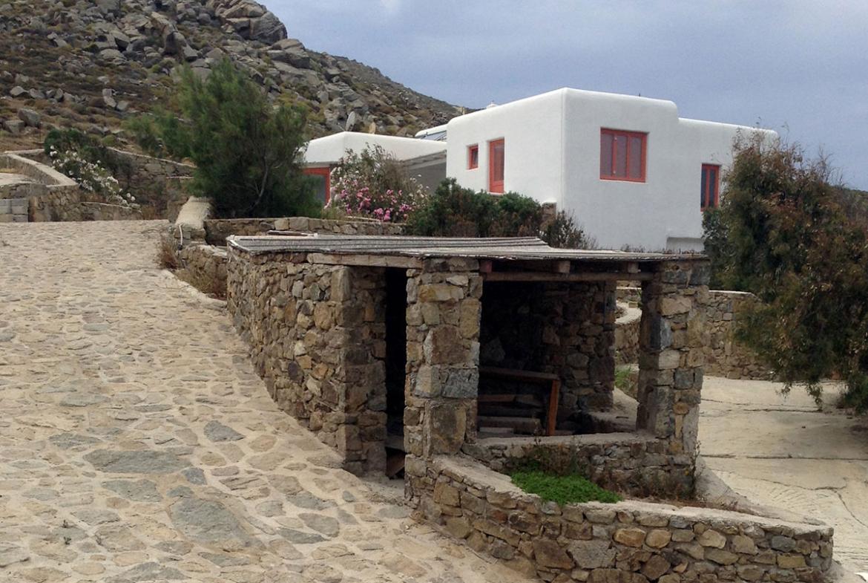 Mykonos special house