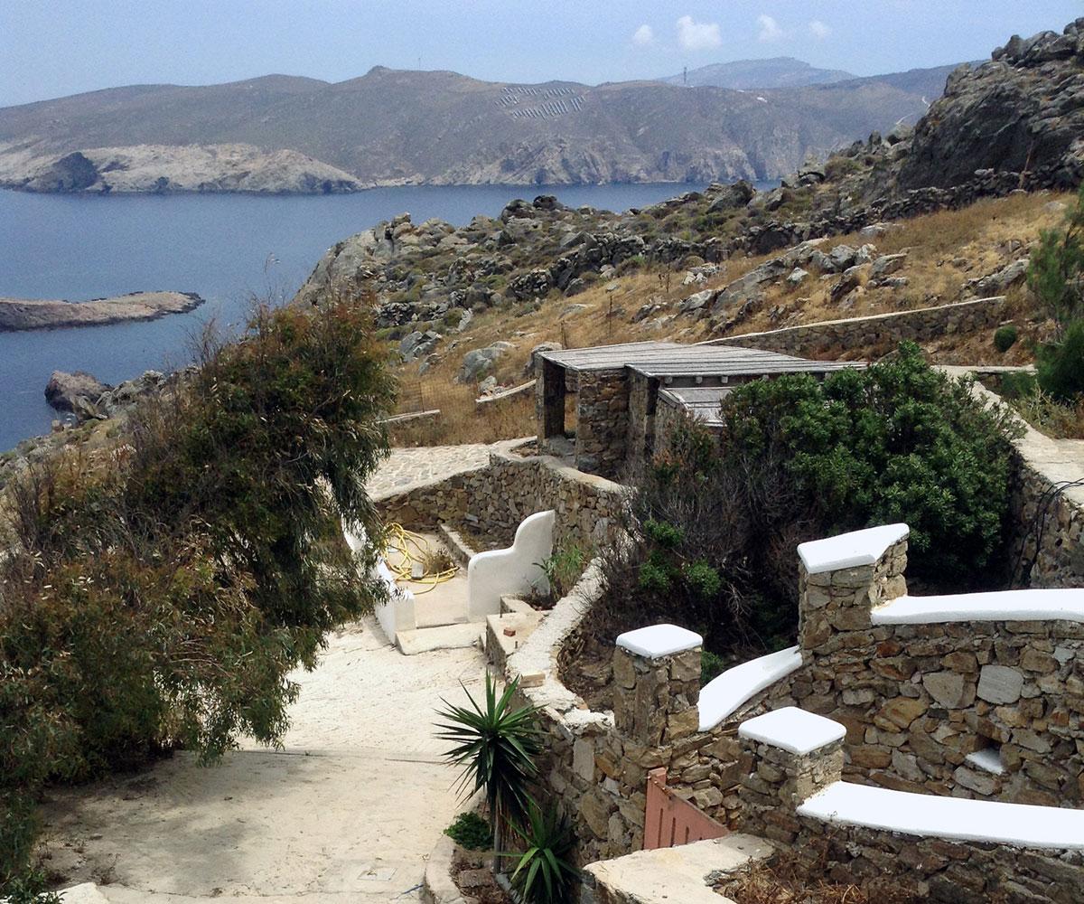 Mykonos special villa