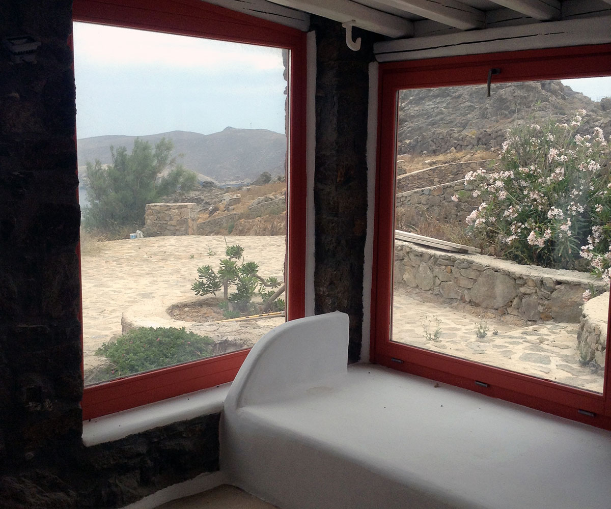 Myconos island villa for sale