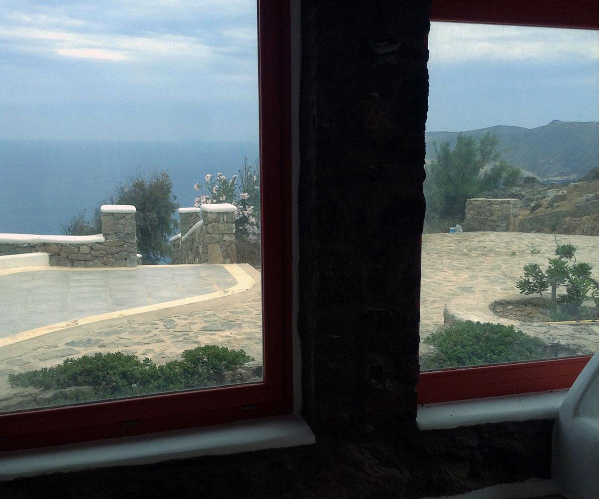 Myconos island house for sale