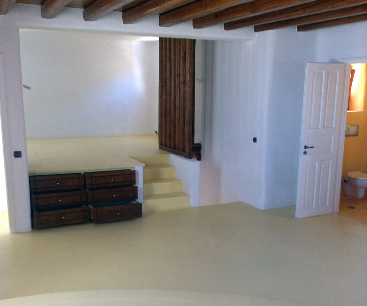 stone villa for sale in mykonos