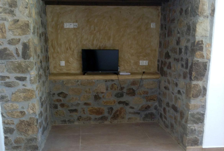 stone big villa for sale in mykonos